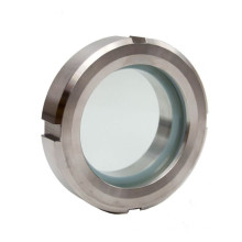 Stainless Steel Sanitary Grade Union Type Sight Glass